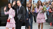 換掉淑女風!換上 McQueen 新系列的凱特王妃,年輕感 UP!