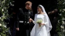 Meghan and Harry share unseen photos for wedding anniversary