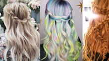 10 Waterfall Braid Hairstyles To Try This Summer