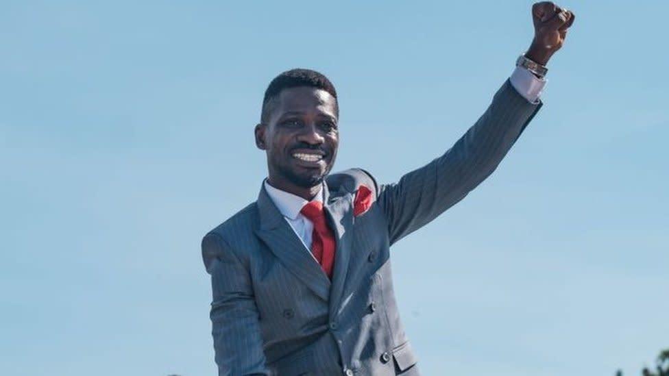 Uganda elections 2021: Who is Bobi Wine?
