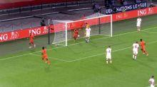 Foot - L. nations - Ligue des nations: tous les buts de la soirée en vidéo