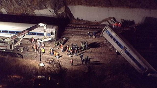 Engineer in NY Train Derailment Reportedly Says Brakes Didn't Work