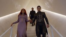 Meet the cast of the new Marvel's Inhumans TV show