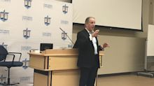 Greg Marcus shares hospitality lessons at Concordia
