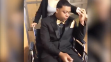 High school students bring senior ball to hospital for classmate battling cancer