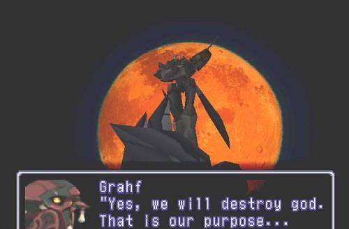 In defense of Xenogears