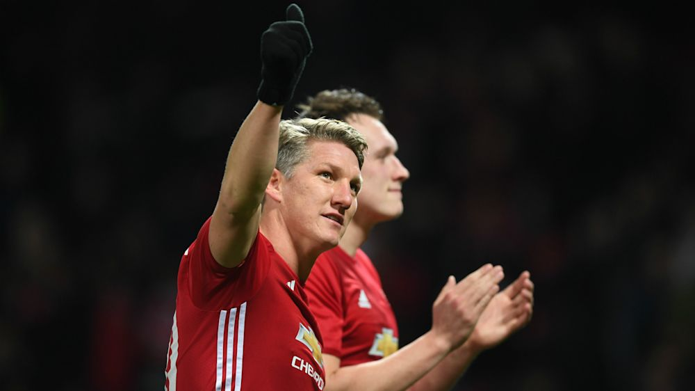'Sad' Schweinsteiger releases statement after Man Utd exit