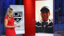 Quinton Byfield makes history as highest-drafted Black player at key time in NHL