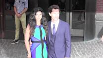 Matthew McConaughey Says Wife Camila 'Challenges Him'