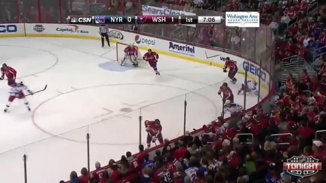 NY Rangers Rangers at Washington Capitals - 12/27/2013