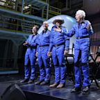 Could new FAA policy disqualify Bezos and crew from receiving astronaut wings?