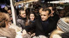 """Attentat à Strasbourg : """"Ça fait chaud au cœur"""", réagissent des habitants lors de la venue d'Emmanuel Macron"""