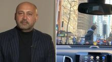 Uber driver recalls scary run-in with alleged Sydney stabber