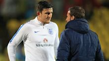 Gareth Southgate offers Harry Maguire support 'at this moment'