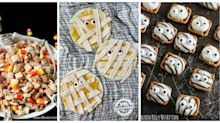 24 Super Cute Halloween Party Snacks