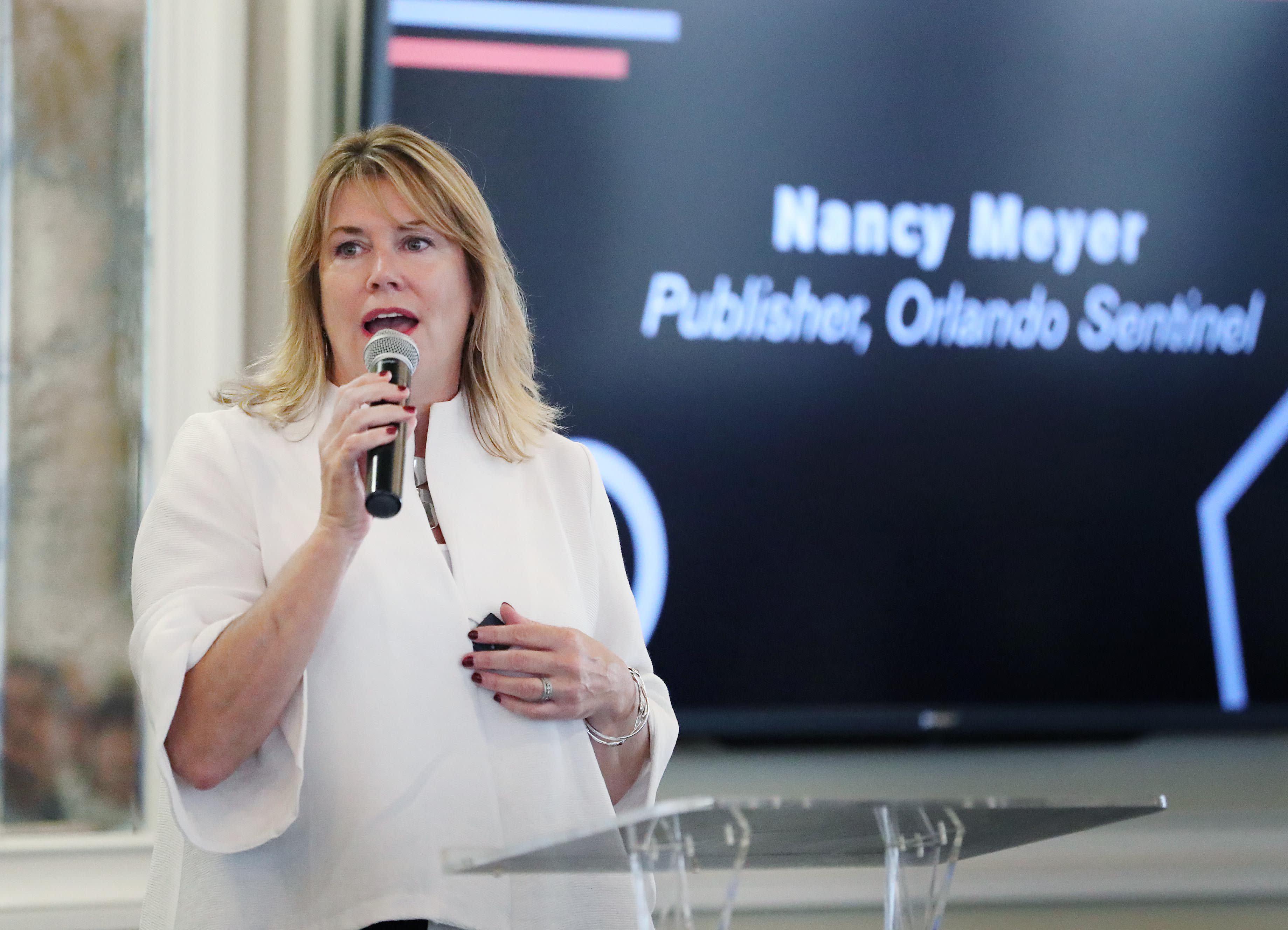 Orlando Sentinel Publisher Nancy Meyer departs; Paul Pham named interim GM