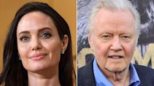 Angelina Jolie Brings Her Kids to Dinner With Dad Jon Voight