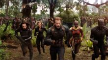 Una escena de Avengers: Infinity War tendrá una cantidad récord de superhéroes