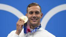 King Caeleb: Dressel joins elite club with dazzling Olympics