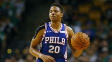 Sixers announce Markelle Fultz out indefinitely with shoulder injury