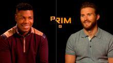 John Boyega y Scott Eastwood, dos héroes contra monstruos alienígenas en Pacific Rim: Insurrección