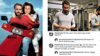 PHOTOS: Blake Lively and Ryan Reynolds troll each other