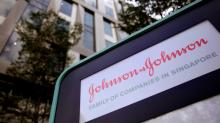 Johnson & Johnson edges past profit estimates, lifts outlook