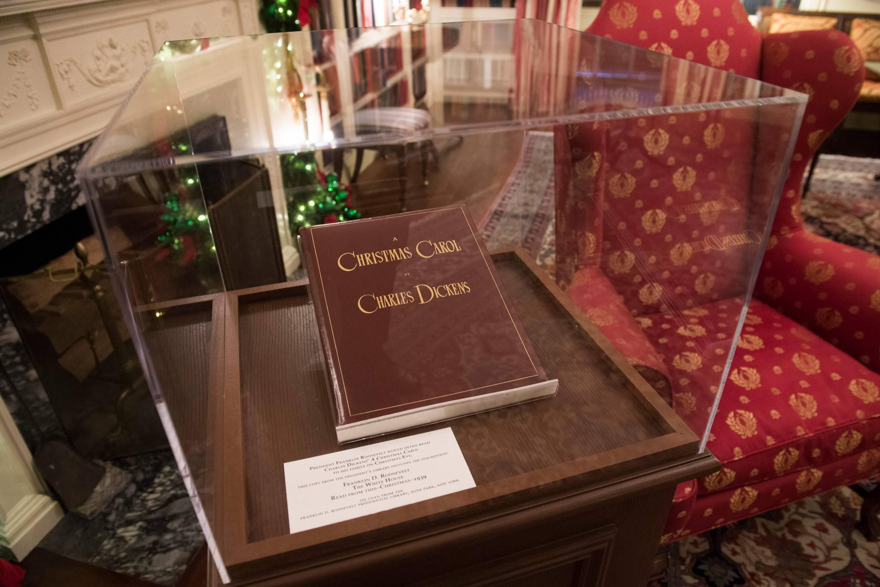 Who Wrote A Christmas Carol.Charles Dickens Wrote Some Other Christmas Books Too