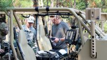 Polaris vies for Army infantry vehicle deal (gallery)