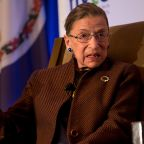 Justice Ruth Bader Ginsberg Treated for Pancreatic Cancer