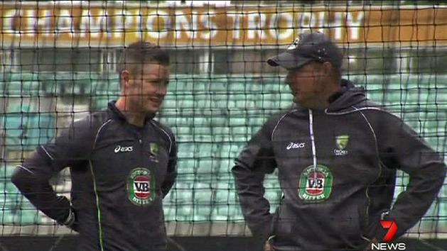 Clarke to play in Ashes warm-up