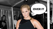 Amy Schumer Is So Over That Age-Old Question: Who Wore It Best?