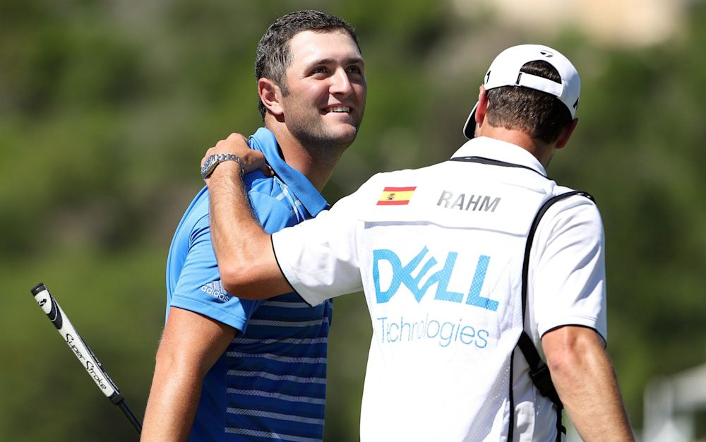 Jon Rahm is a man on a mission - Getty Images North America