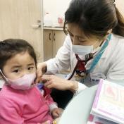 健兒門診把關孩子健康