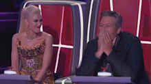 Gwen Stefani and Blake Shelton are still fighting on 'The Voice': 'I thought you loved me!'