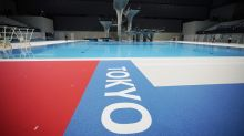 Olympic swim venue ready and now comes hard part: COVID-19