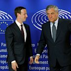 EU Lawmakers grill Zuckerberg