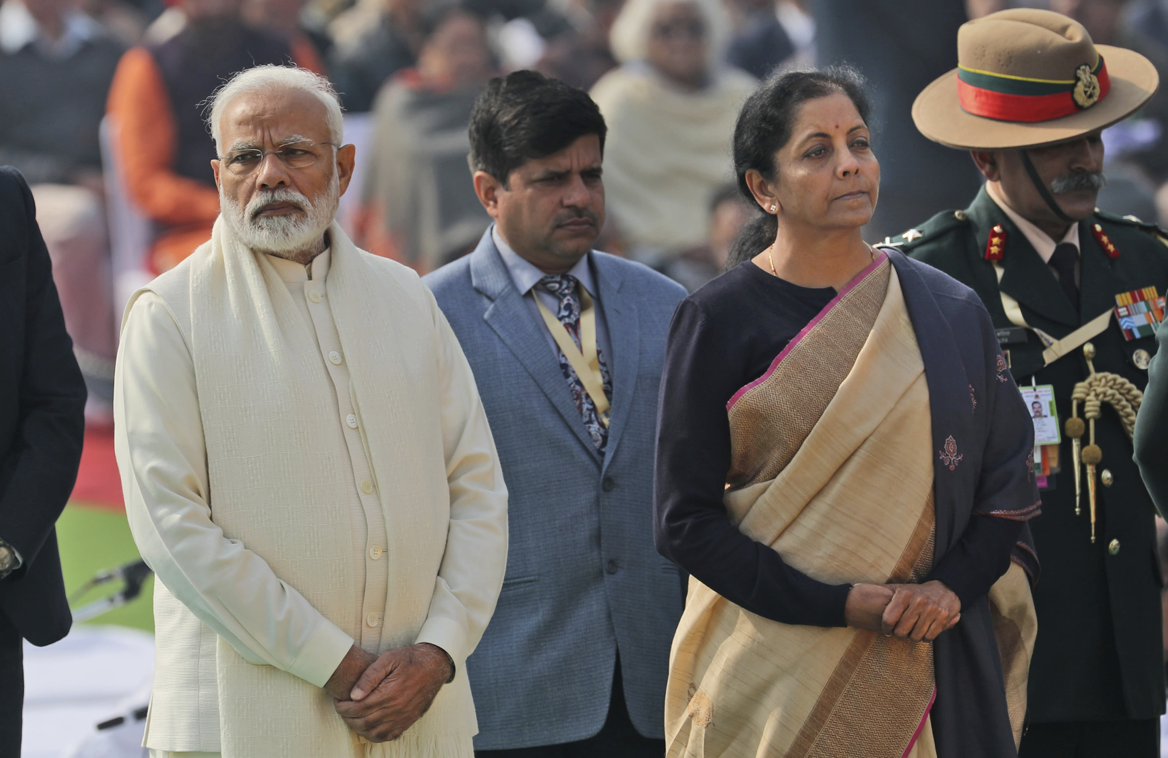 India's Sitharaman US trade pact a 'good possibility', should come soon