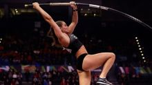 Alysha Newman pulls out of Swiss pole vault street event, calls it a season
