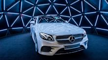 Mercedes-Benz unveils new E-Class Coupe in Singapore