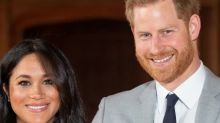 VOTE: Do you like the name given to Baby Sussex?