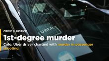 Uber driver charged with murder in shooting of Denver passenger