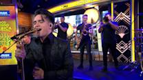 Panic! at the Disco Performs 'LA Devotee' on 'GMA'