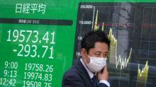 Coronavirus: les marchés européens en nette hausse, rechute en Asie