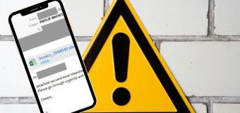 'Do not click': Payslip scam steals Aussies' bank info