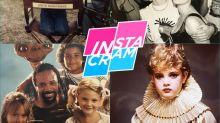 Instacram: Drew Barrymore Digs Up Priceless Treasures During #OldStorageUnitDay