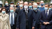"""""""J'éprouve beaucoup de fierté"""": Castex rend hommage aux forces de l'ordre après l'attaque à Paris"""