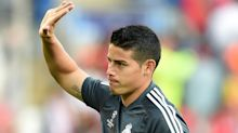 James Rodriguez targets silverware and believes Everton 'mean business'