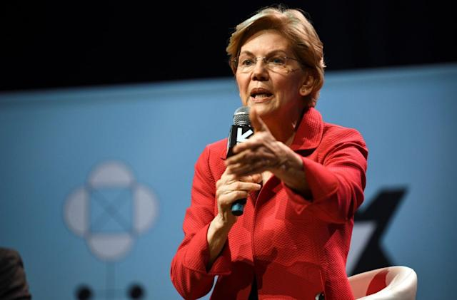 Facebook temporarily pulled Warren ads about breaking it up