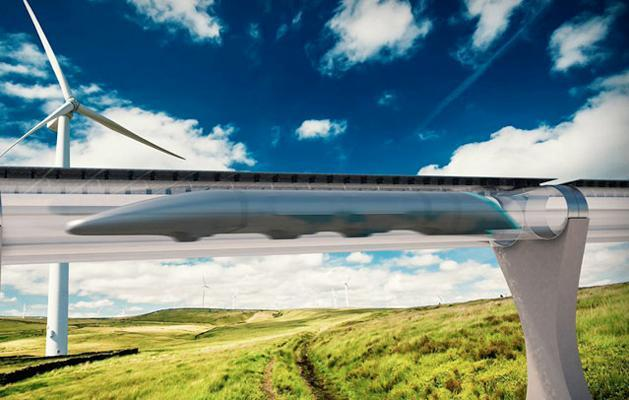 Five miles of Hyperloop test track will be built in California